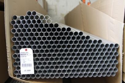 Den Jahresverbrauch an Schäften aus Duralaluminium zählen wir in Tonnen.